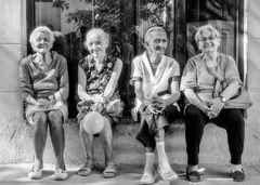 Vier Grazien in Havanna