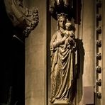 Vierge à l'enfant, Eglise Notre-Dame des Martyrs Anglais, Cambridge