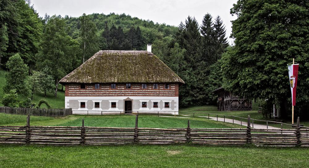Vierkanthof im Freilichtmuseum Stübing! (5)