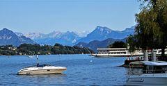 Vierwaldstätter See, Hafenbecken Luzern