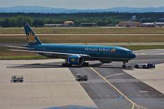 Vietnam Airlines@FFM Airport