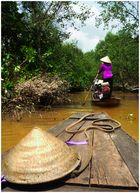 VIETNAM - Il fiume Mekong