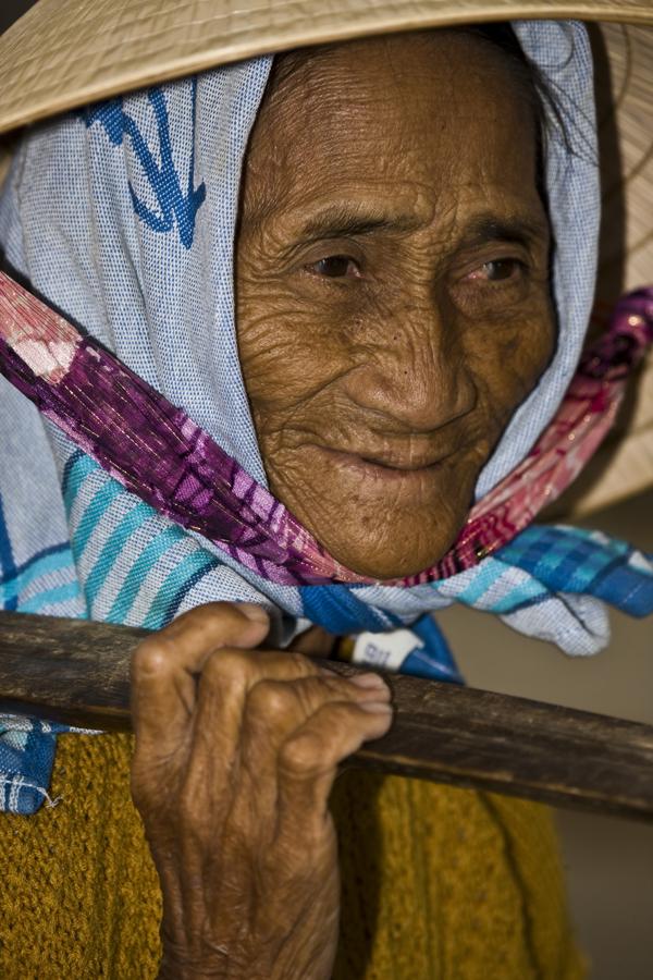 Vietnam: Nachdenklich
