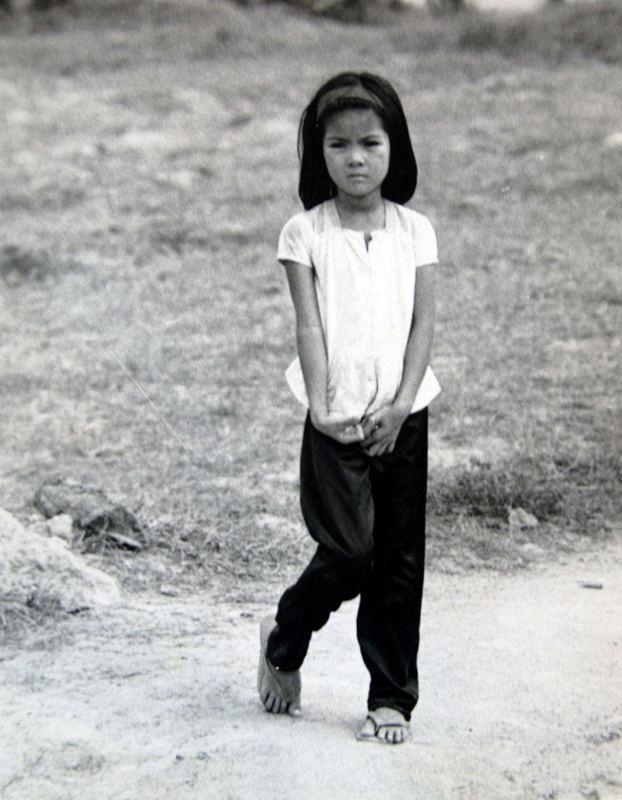 Vietnamese Child (37 years ago)