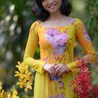 Vietnamese dresses - Ao dai #9