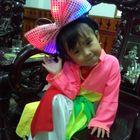 Vietnamese little girl