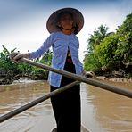 Vietnamese rowing