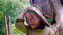 Vietnamesische Bäuerin