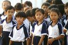 Vietnamesische Kinder (2)