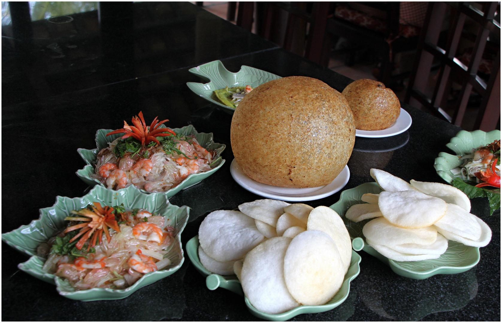 Vietnamesischer Pfannkuchen