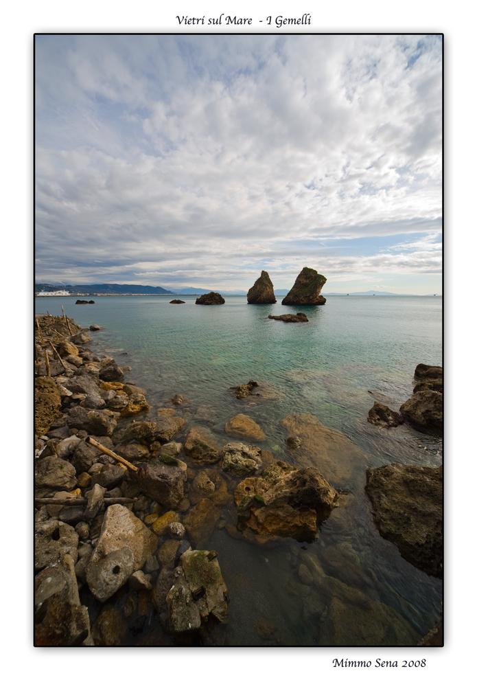 Vietri sul mare - I Gemelli