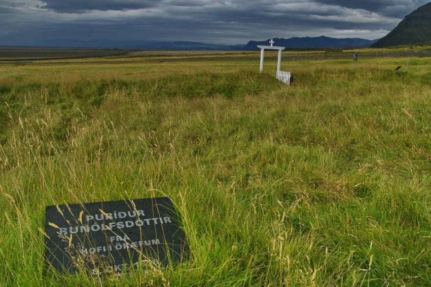 vieux cimetière de Sendfell