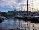 Vieux-Port à reflets