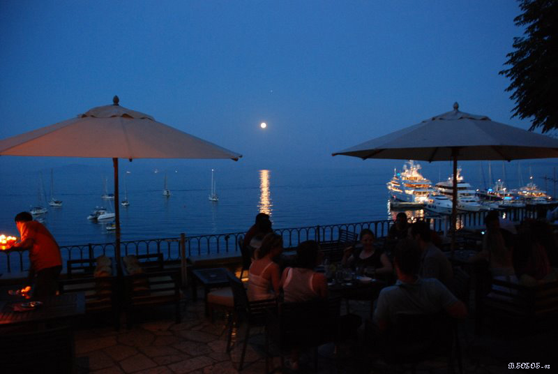 View from aktaion Corfu-2