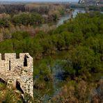 view from Devin-Castle Bratislava