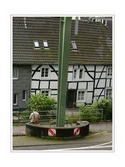 View from Kaiserstraße (Pfeiler 51).