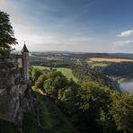 view from Königstein