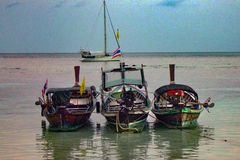 View from Pattaya Beach on Koh Lipe