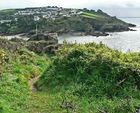 View from St. Catherine's Castle to Fowey (2)