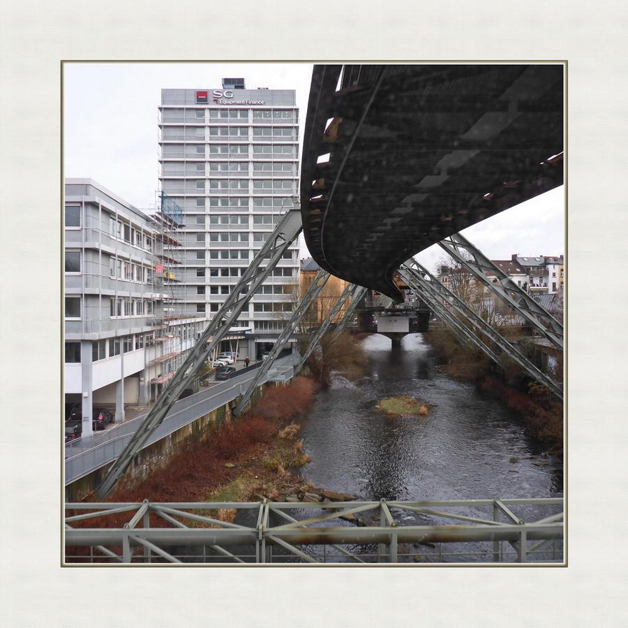 View from the Panoramafenster (Hochhaus am Robert-Daum-PLatz)