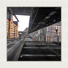 View from the Panoramafenster (leaving Robert-Daum-Platz)