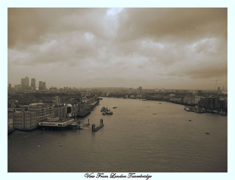 View from Towerbridge
