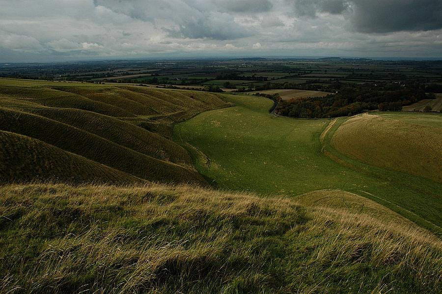 View from White Horse Hill (Oxfordshire)