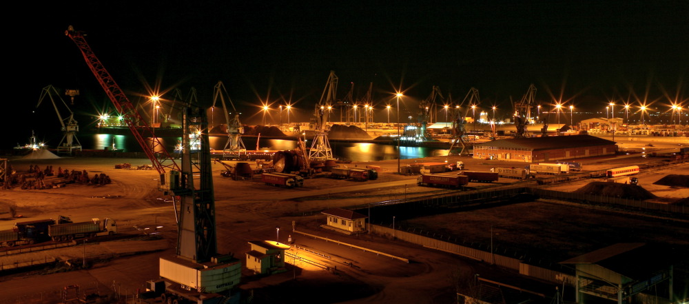 View of a Port 2