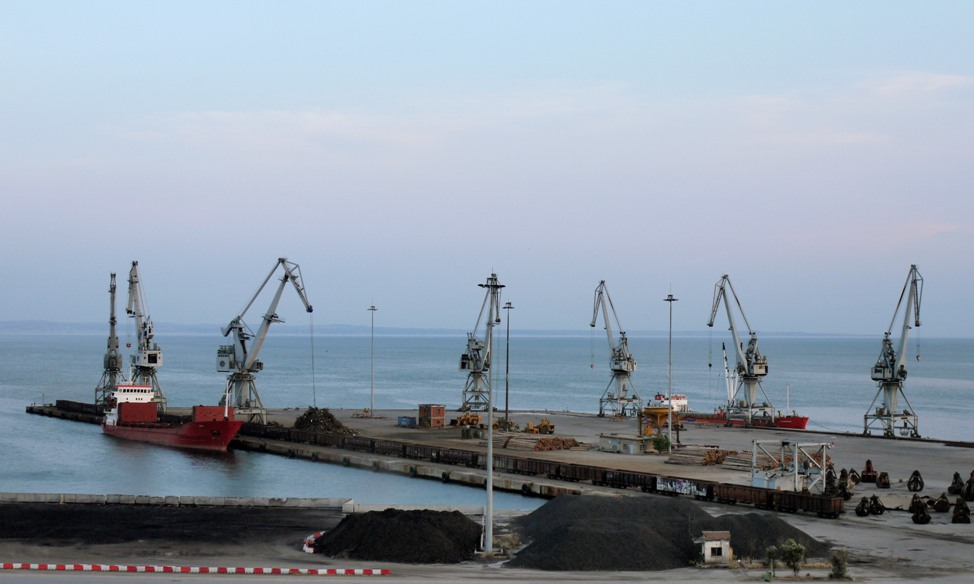 View of a Port.