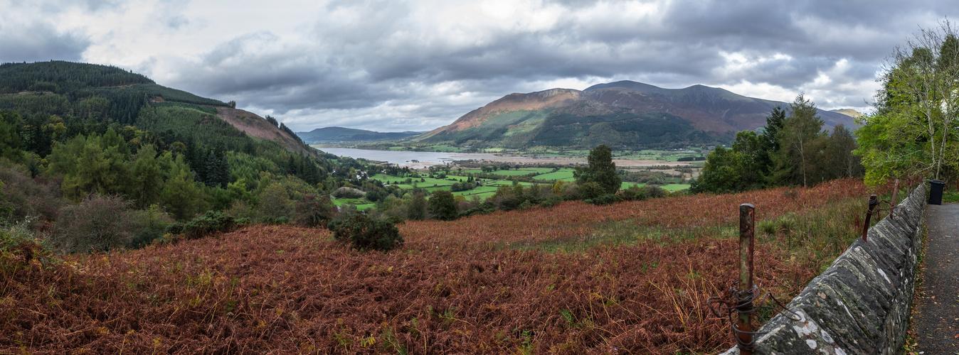 """""""View of Bassenthwaite"""""""