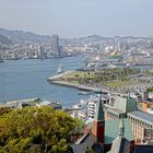 View over Nagasaki