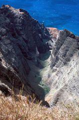 View Point an der Na Pali Küste