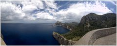 View to Formentor