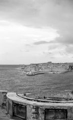 View to Fort Riscasoli