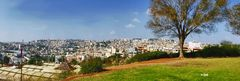 view to Old Nazareth....