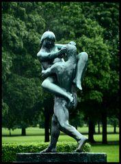 Vigelands Skulpturenpark, Oslo
