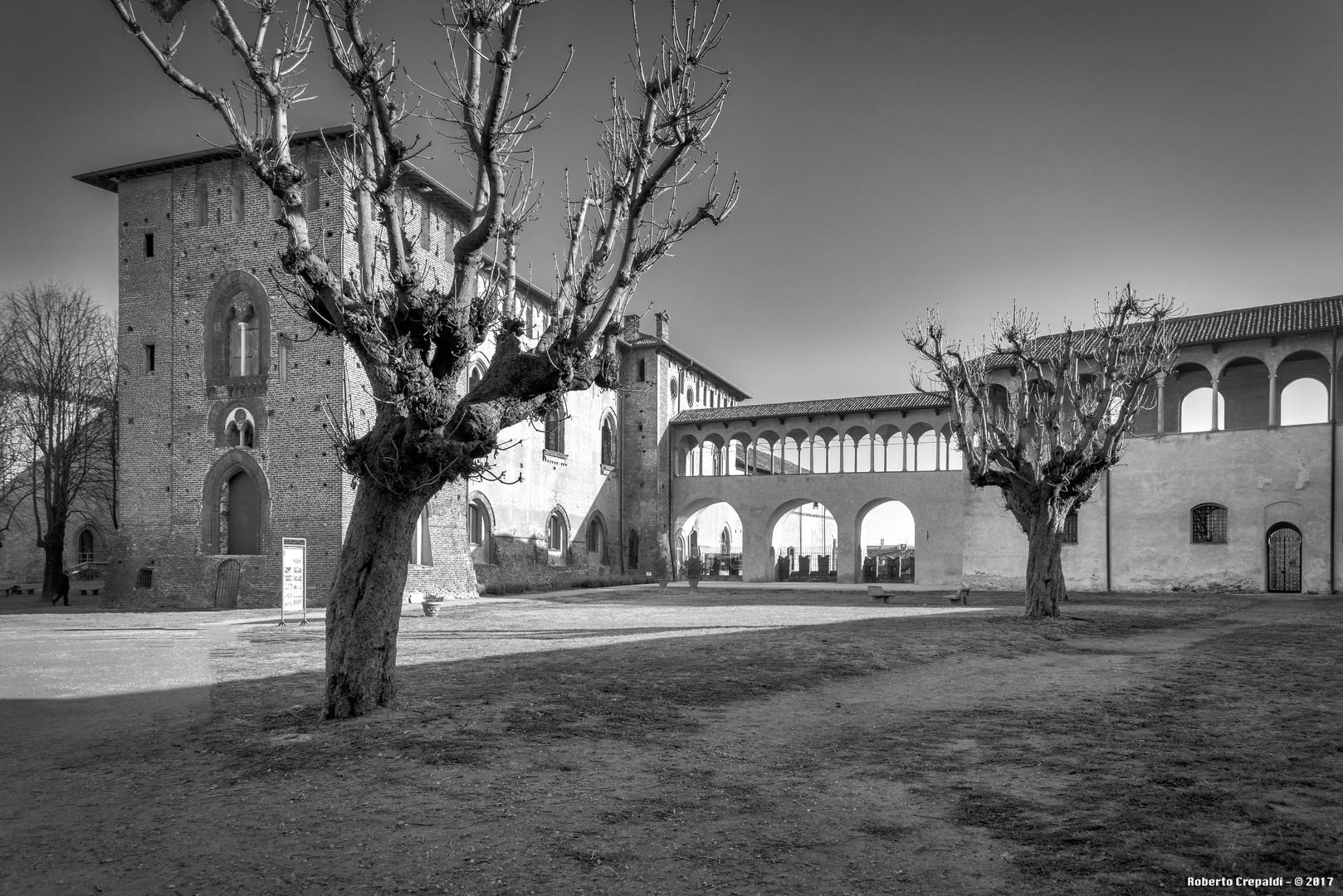 Vigevano, Castello Sforzesco