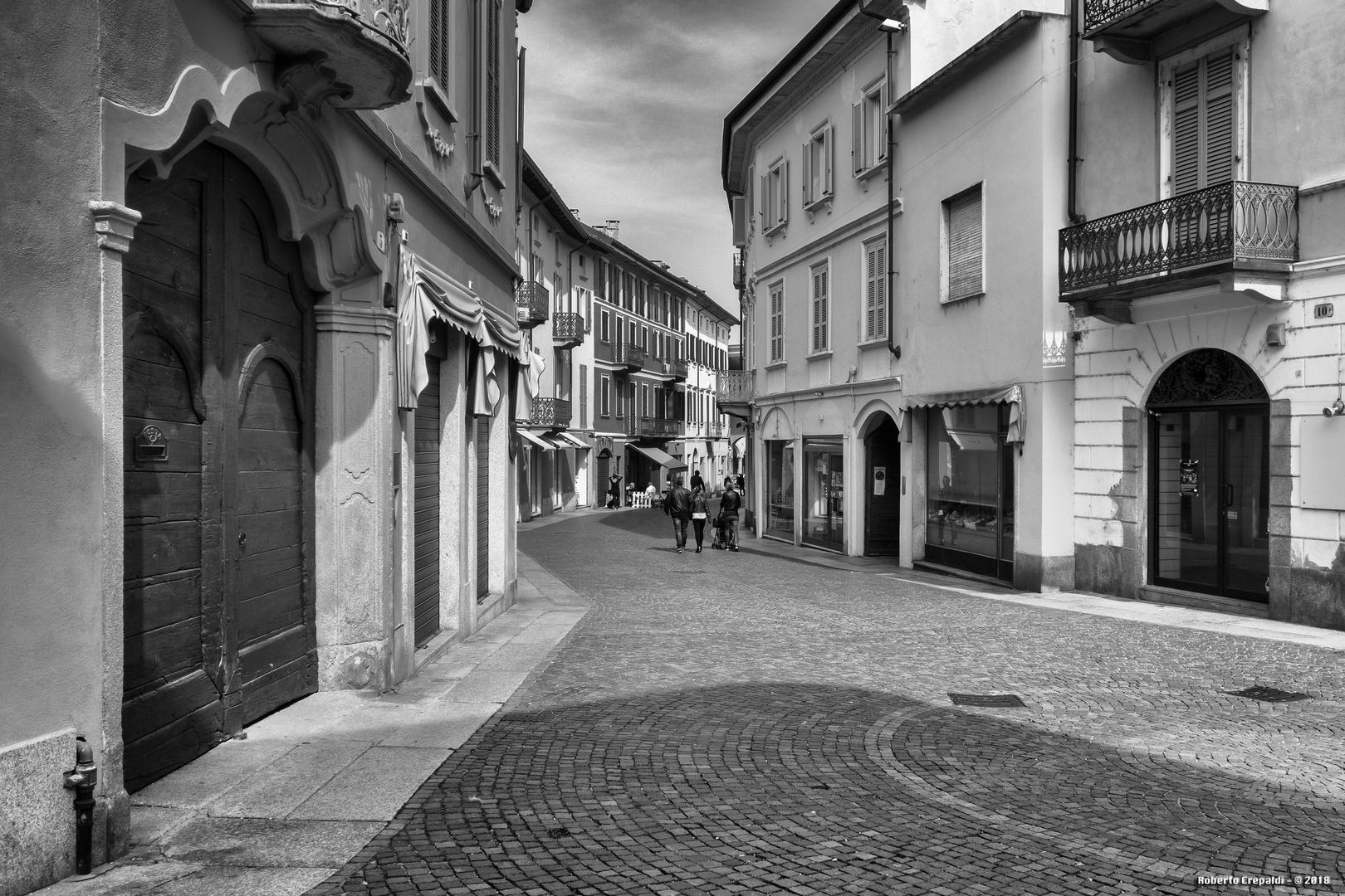 Vigevano, centro storico