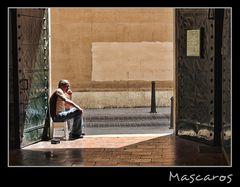 Vigilante del templo