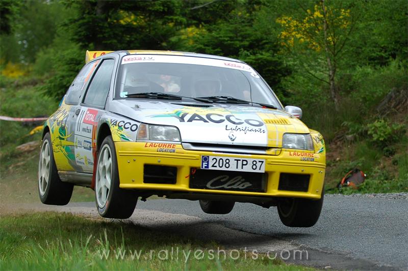 VIGION Rallye Alsace Vosges 2008