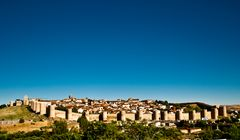 Ávila ciudad amurallada