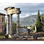 villa adriana - tempel der venus