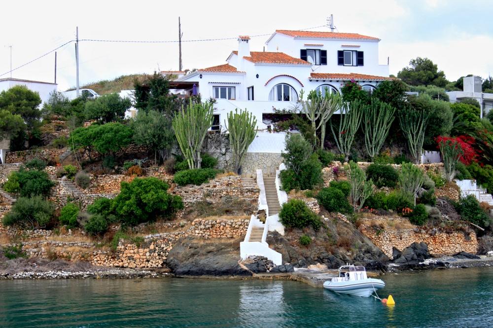 Villa am Hafen