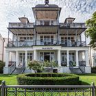 Villa Baltik, Bäderarchitektur in Binz auf Rügen