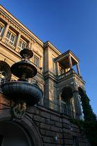 Villa Berg am Morgen II