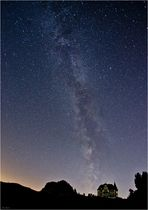 Villa Cassel unter dem Sternenzelt