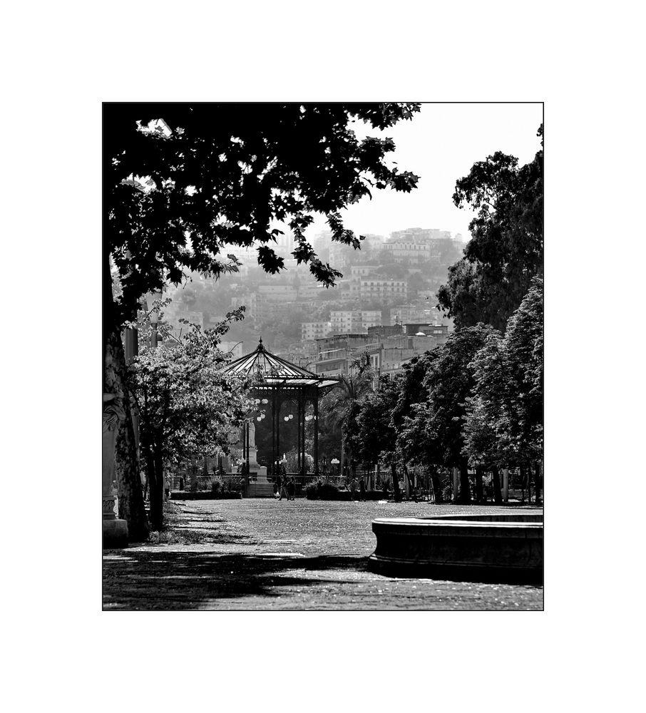 villa communale napoli