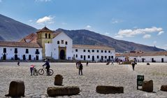 Villa de Leyva - Plaza Mayor