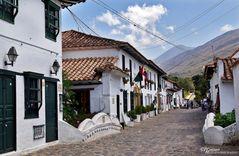 Villa de Leyva - Street