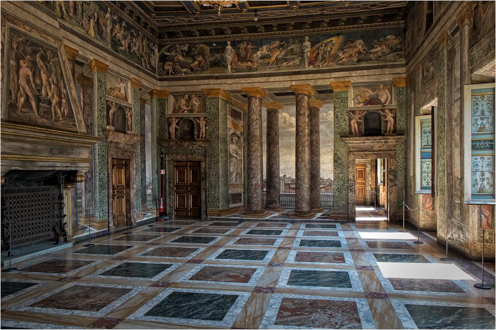 Villa Farnesina I